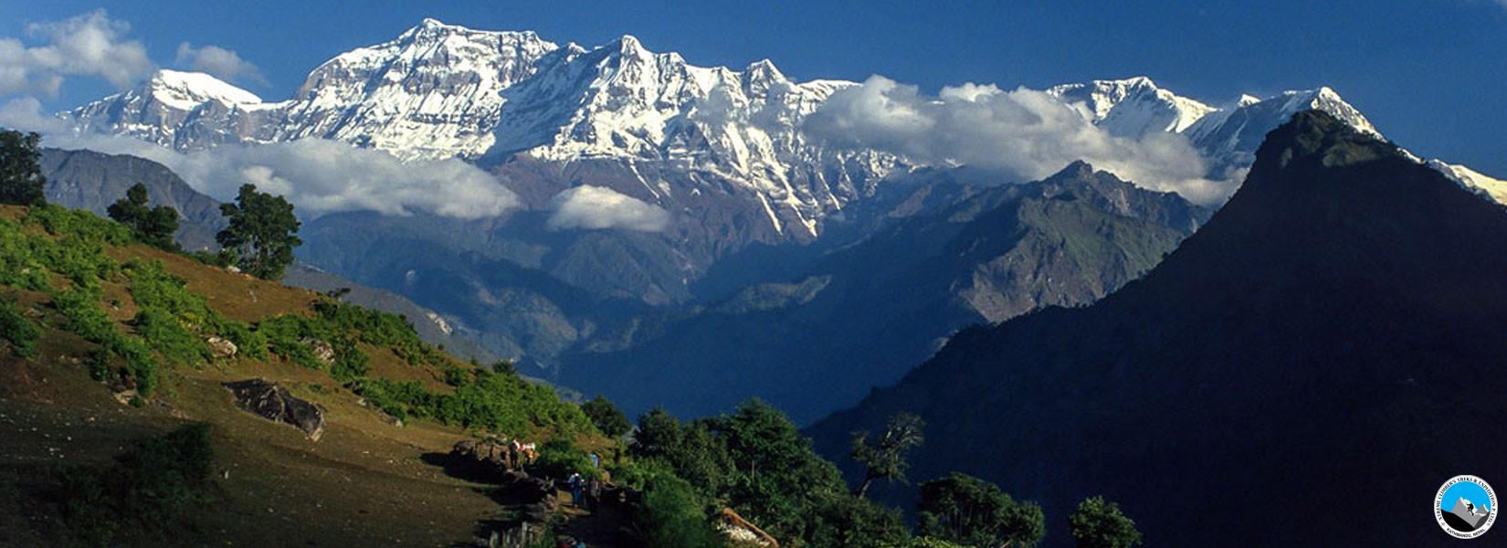 Gurja Himal (7300m)