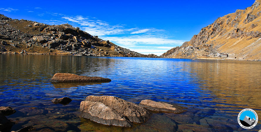 Langtang Gosaikunda Trek Via Chisapani