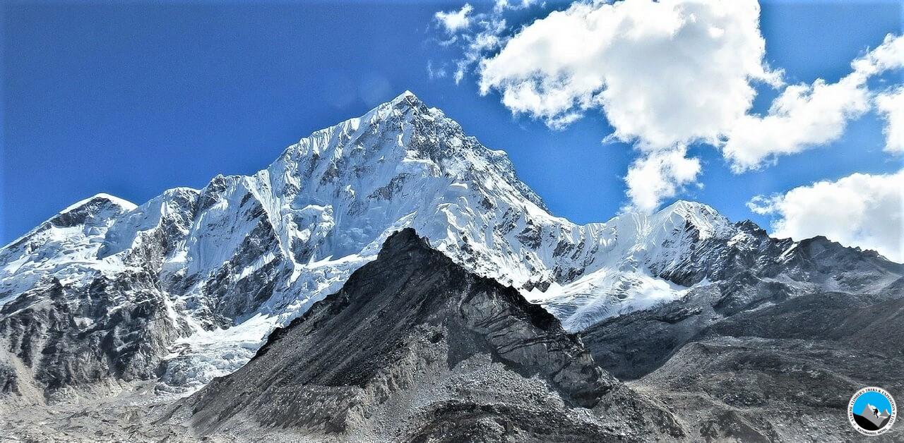 Mount Baruntse(7129m)