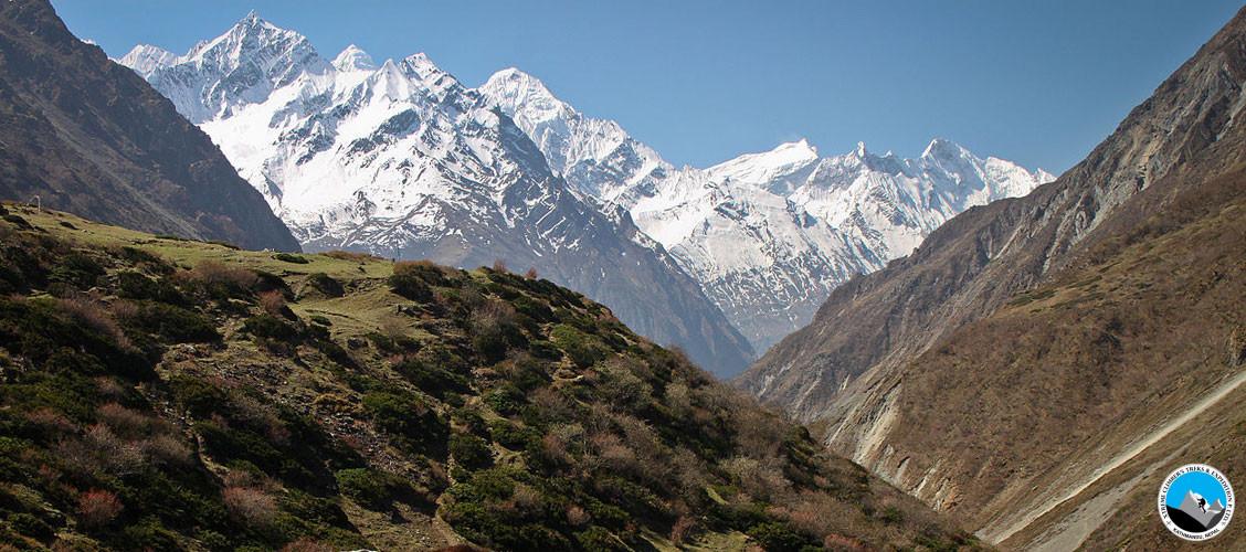 Manaslu Tsum Valley and Ganesh Himal