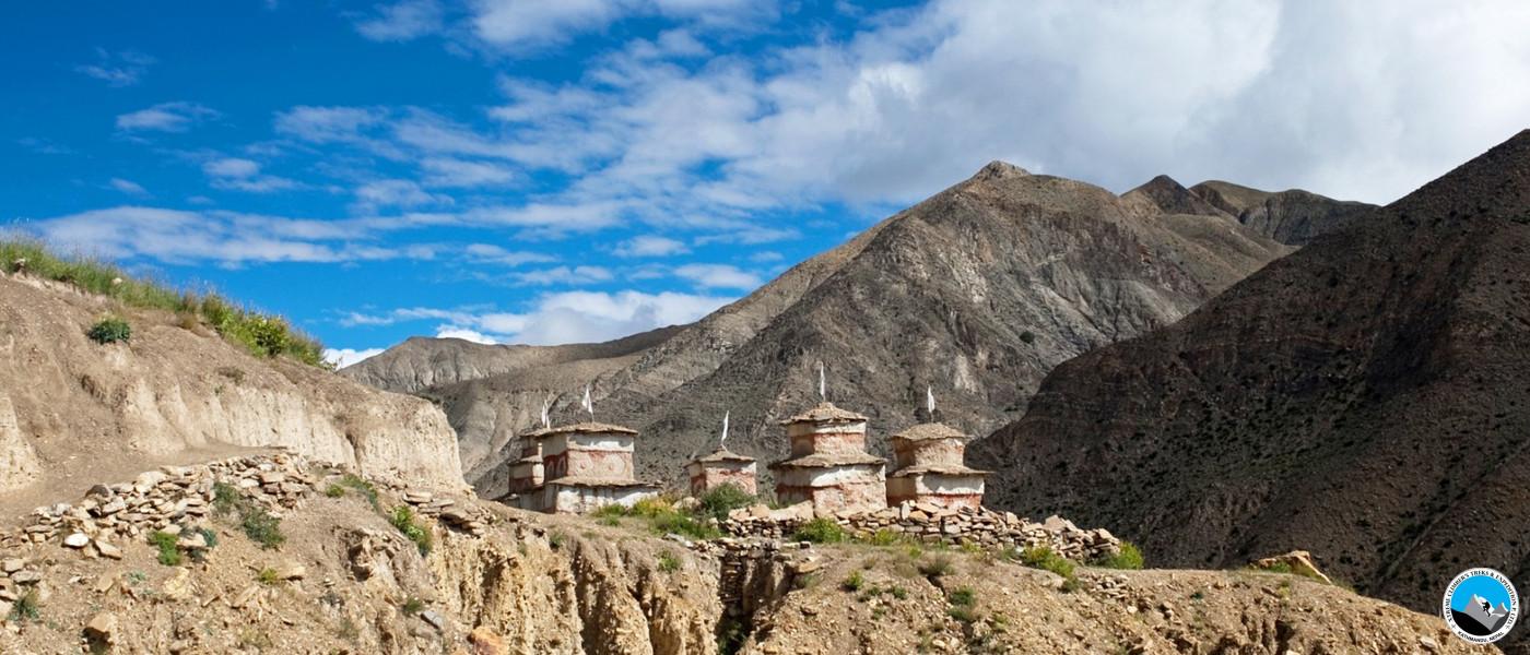 Upper Dolpo Saldang La - Jeng La pass
