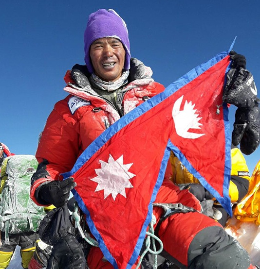 Kancha Nuru Sherpa
