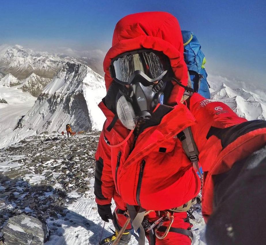 Lakpa Gyaljen Sherpa