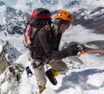 Da Nuru Sherpa (Mountain Guide)