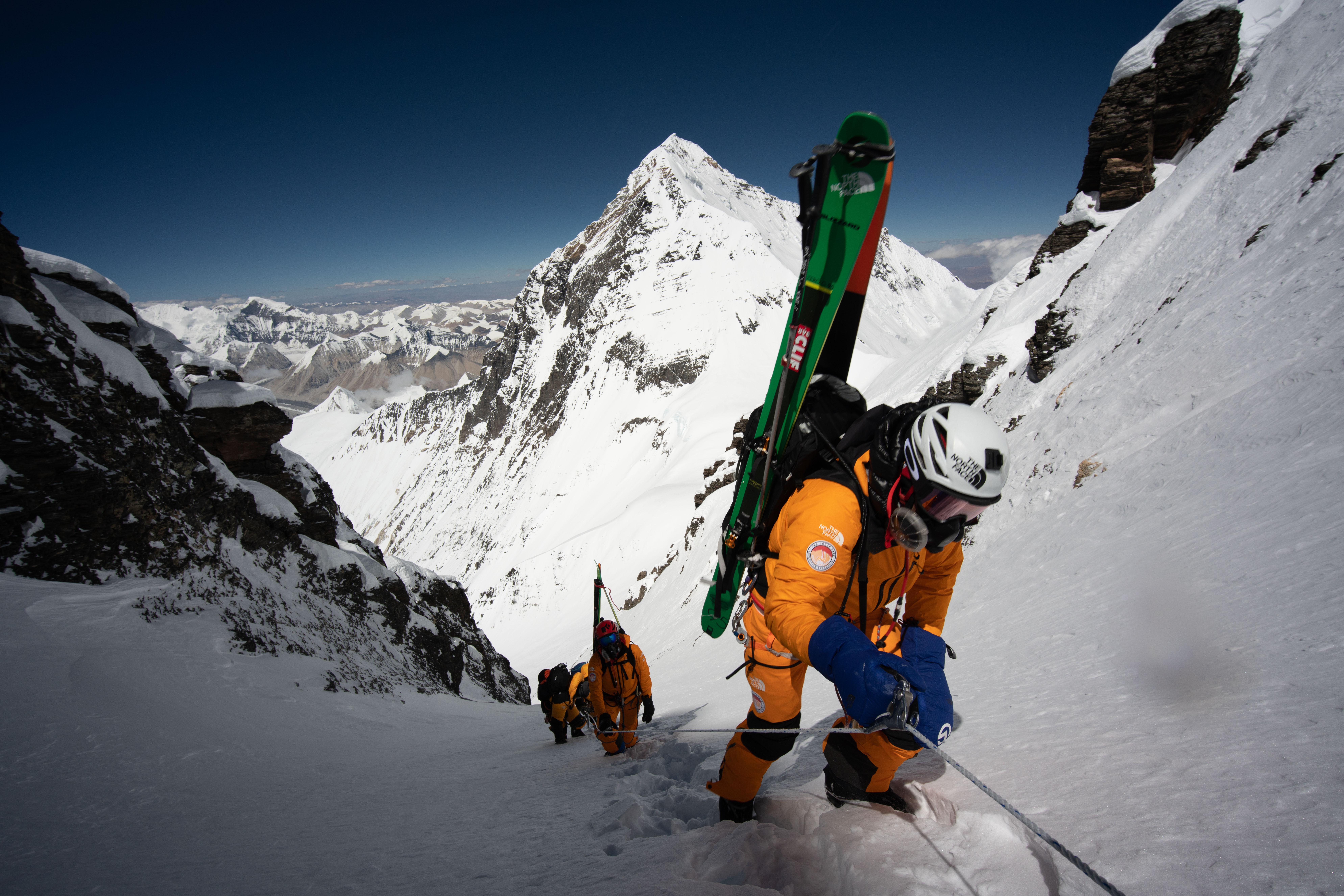 Ski Ama-Dablam