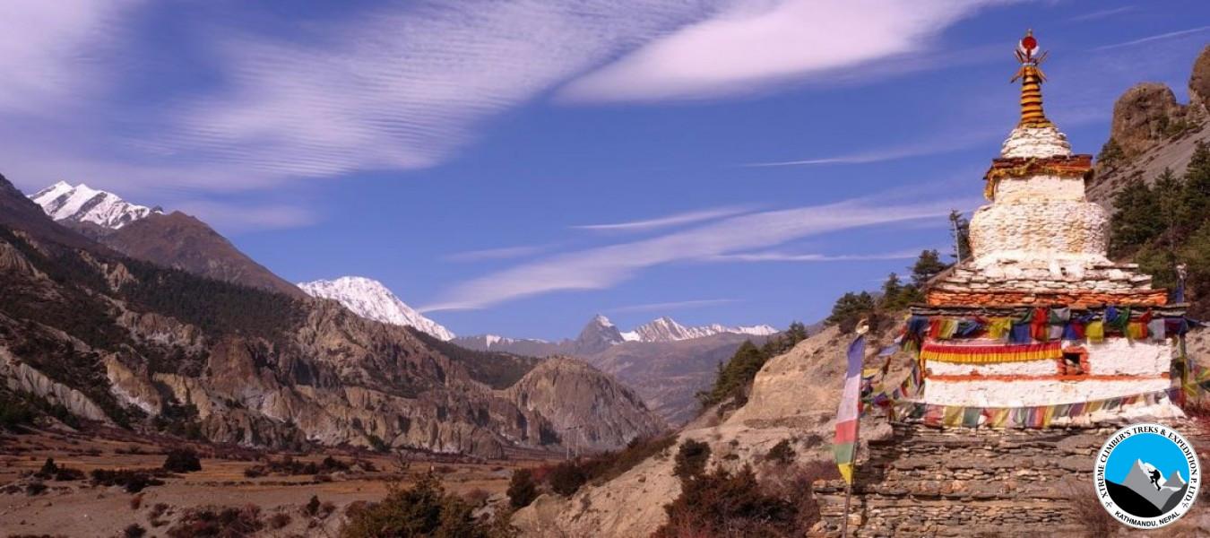 Annapurna Circuit via Naar-Phu