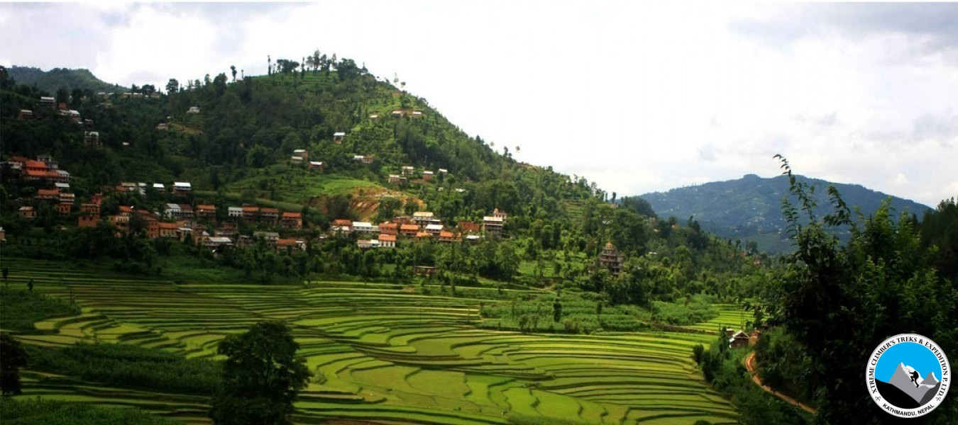Balthali Village via Dhulikhel Namobuddha Hiking