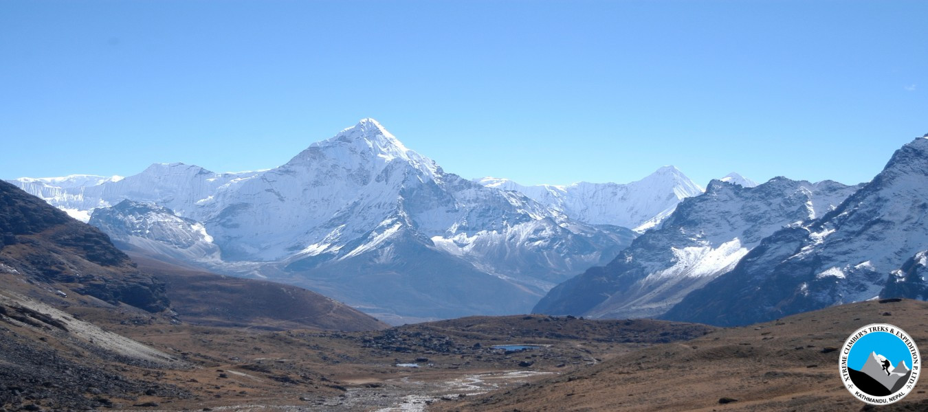 Chola Pass Trek (5420m)