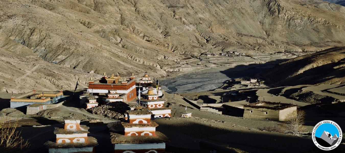Upper Dolpo-Jomsome-Juphal