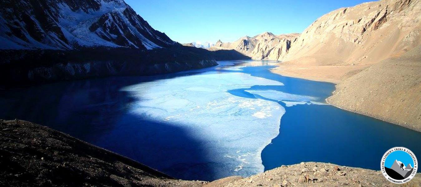 Tilicho Lake Trek (Option B)