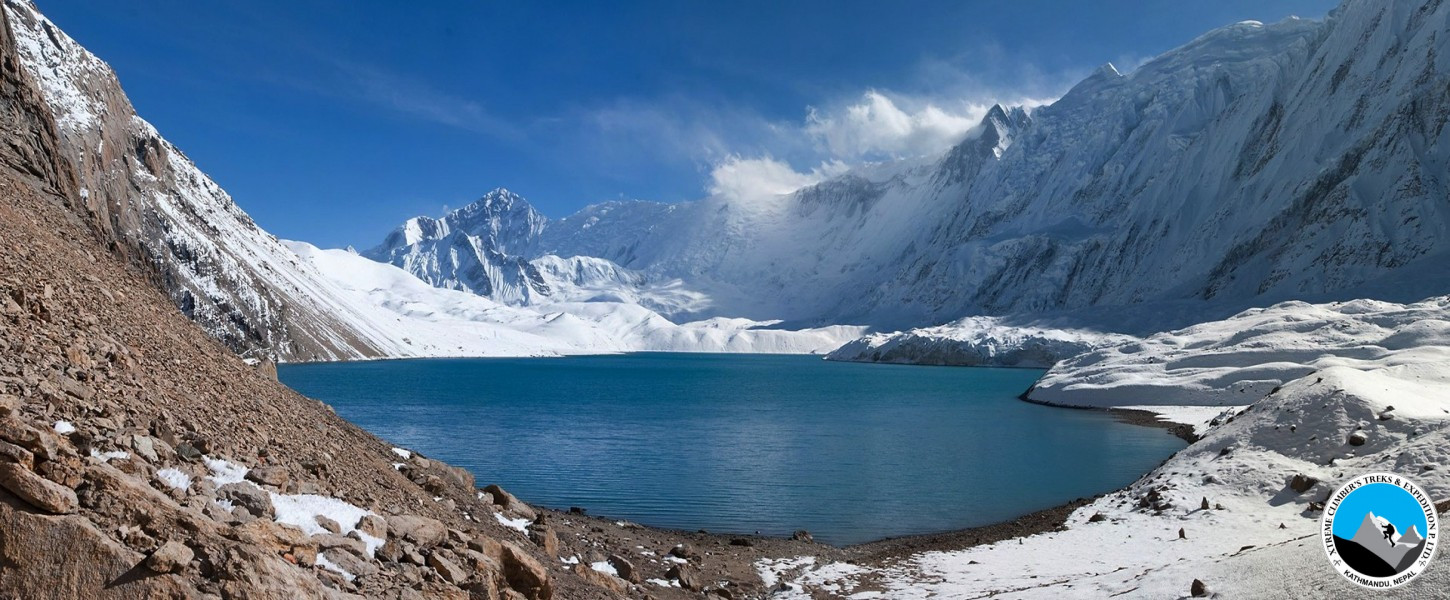 Tilicho Lake Helicopter Tour