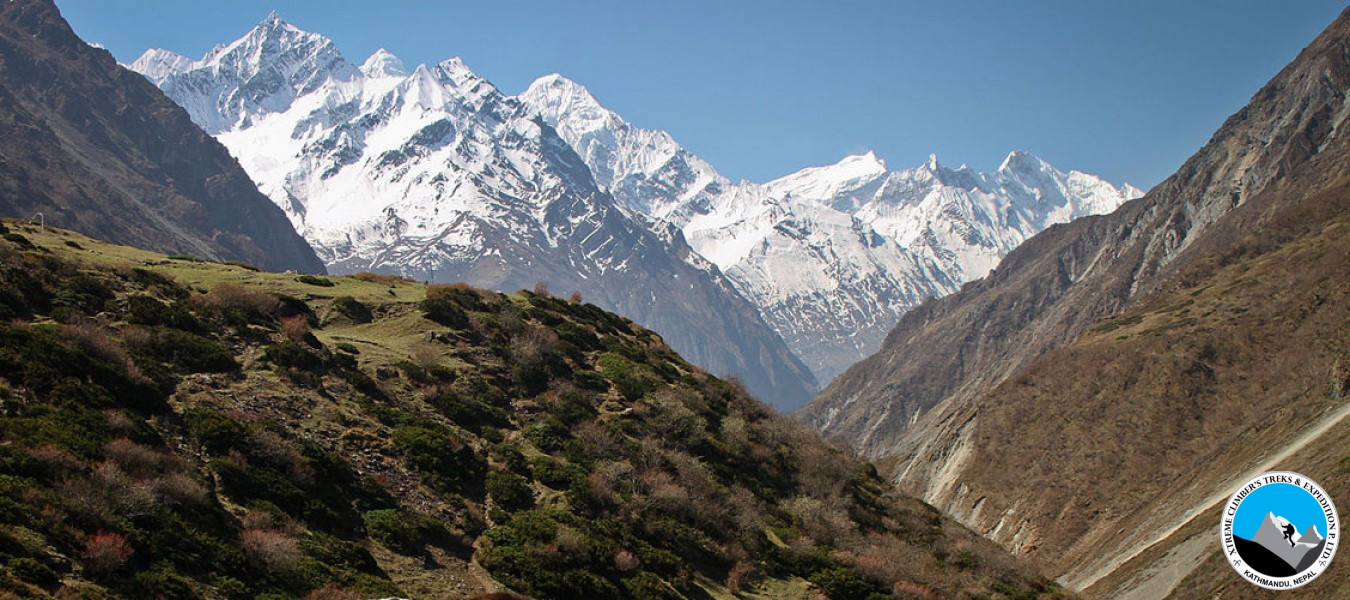 Manaslu Tsum Valley and Ganesh Himal