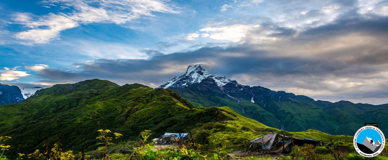 Mardi Himal B.C Trek