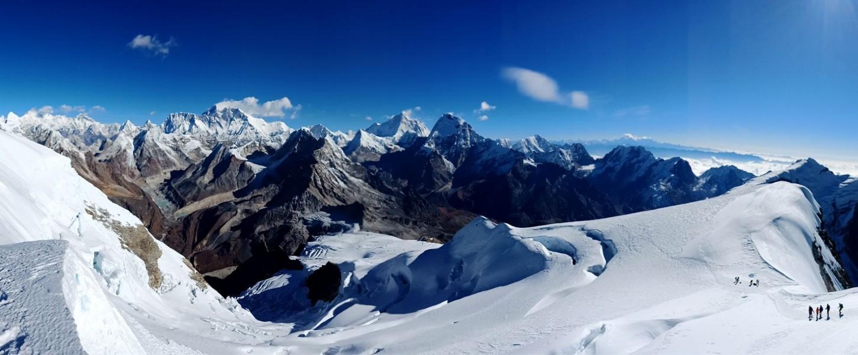 Mera Peak 6469m