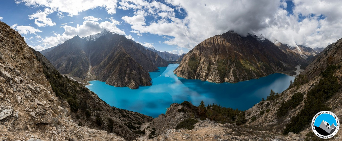 Shey Phoksundo Lake Heli Flight