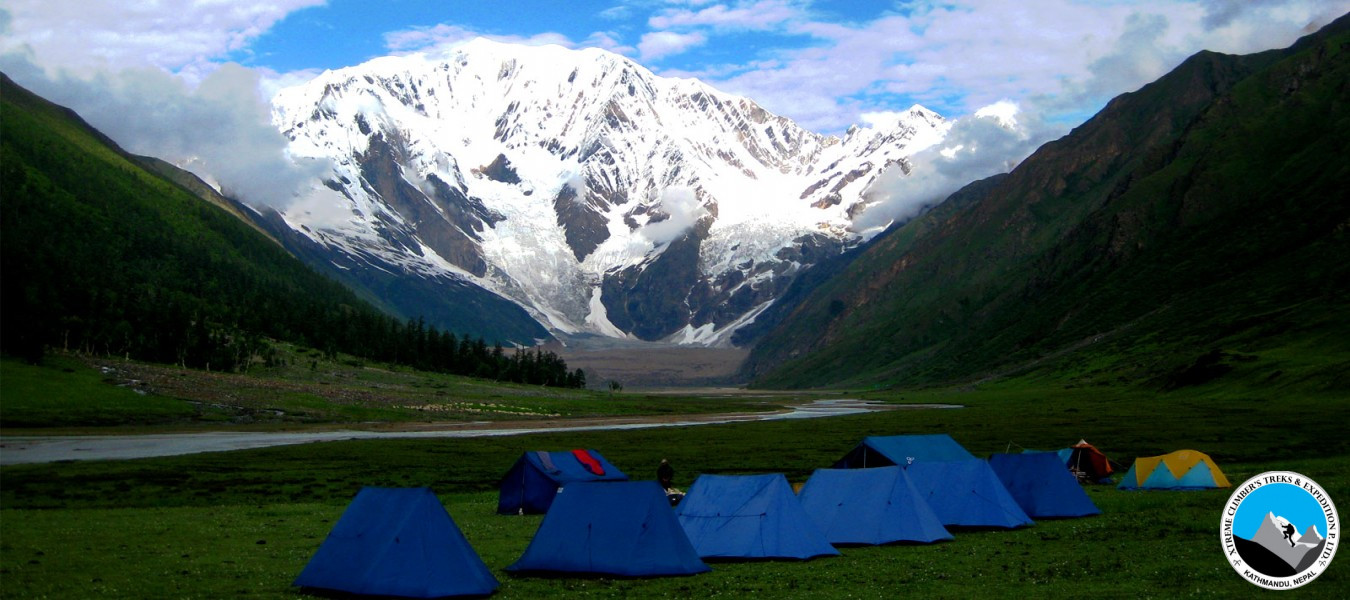 Api Saipal Himal Base Camp (West Nepal) Camping