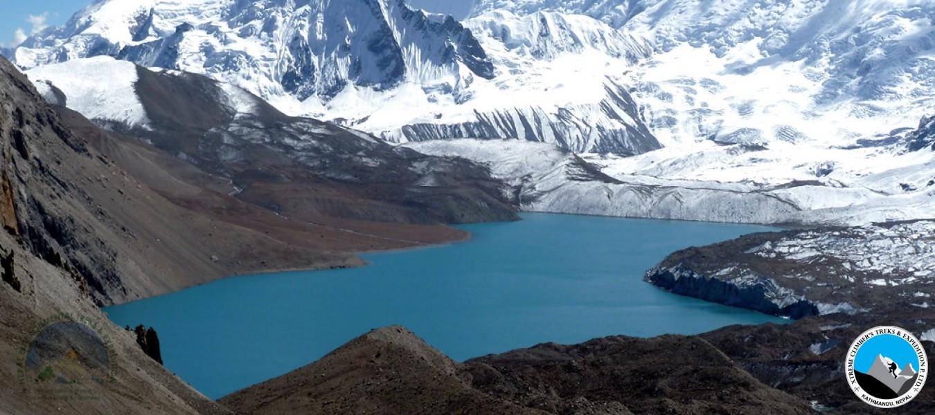 Tilicho Lake Trek (Option A)